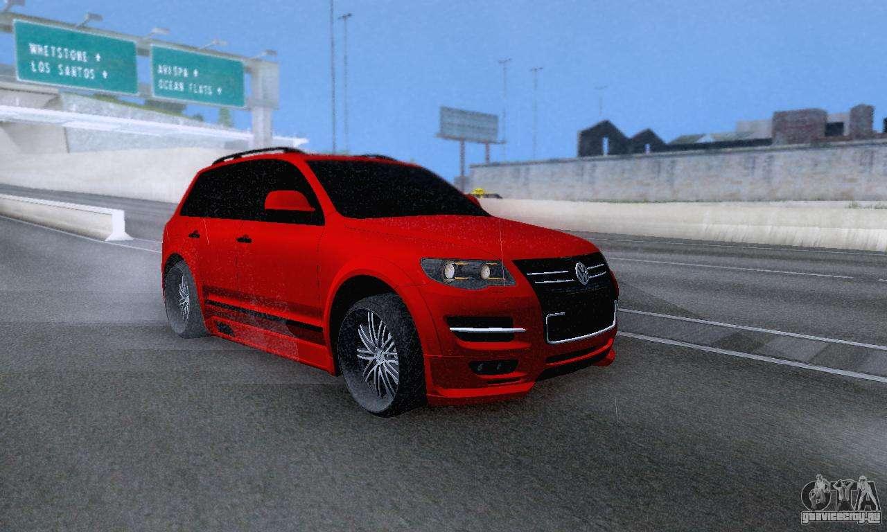 Мод до GTA San Andreas