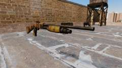 Ружьё Benelli M3 Super 90 Fall Camos для GTA 4