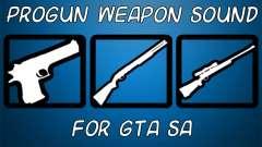 Progun Weapon Sound