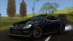 Mercedes C63 AMG Black Series 2012