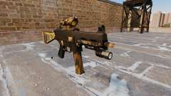 Пистолет-пулемёт UMP45 Fall Camos