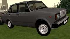 ВАЗ-2107 для GTA San Andreas