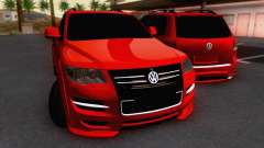 Volkswagen Touareg Mansory для GTA San Andreas