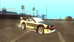 Ford Mustang GT из NFS MW для GTA San Andreas
