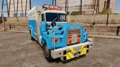 Mack R Bronx 1993 NYPD Emergency Service [ELS]