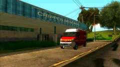 Оживление деревни Монтгомери для GTA San Andreas