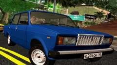 ВАЗ-2107 Riva для GTA San Andreas