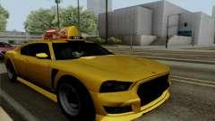 Buffalo Taxi для GTA San Andreas