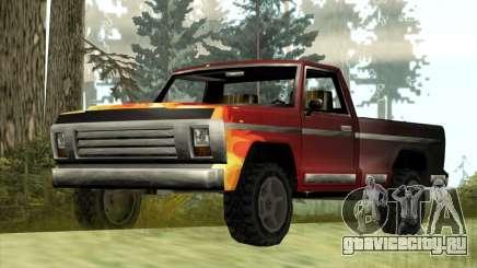 Новый Джип (Yosemite) для GTA San Andreas