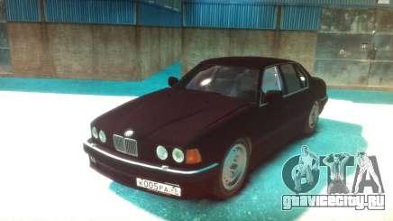 BMW 735iL E32 ver 2 для GTA 4