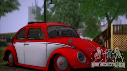Volkswagen Beetle Stance для GTA San Andreas