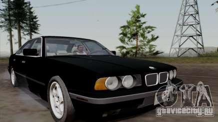 BMW 540i (E34) для GTA San Andreas
