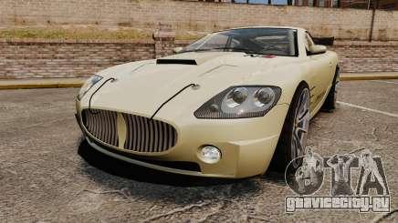 GTA V Ocelot F620 Racer для GTA 4