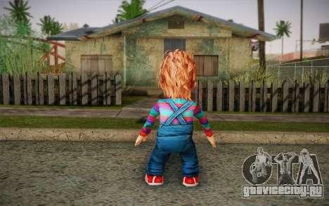 Chucky для GTA San Andreas второй скриншот