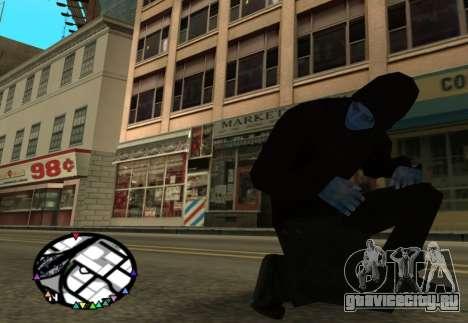 Электро из нового человека паука 2 для GTA San Andreas