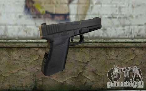 Manhunt Glock для GTA San Andreas второй скриншот