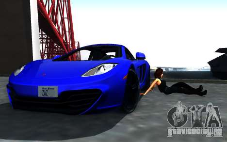 ENBSeries Settings by Makar_SmW86 v5.1 для GTA San Andreas третий скриншот