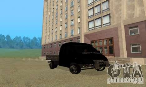 ГАЗ 3302 V8 Devils для GTA San Andreas