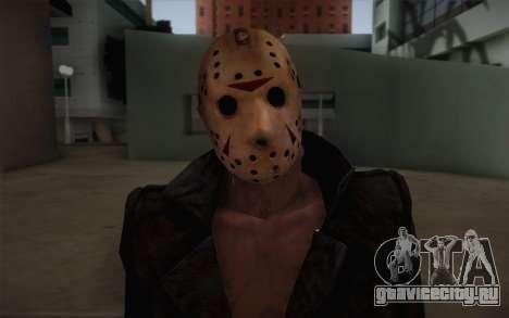 Jason Voorhees Modern Version для GTA San Andreas третий скриншот