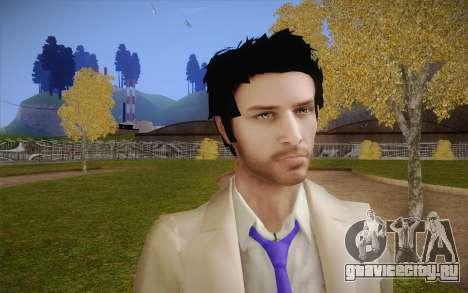 Castiel from Supernatural для GTA San Andreas третий скриншот