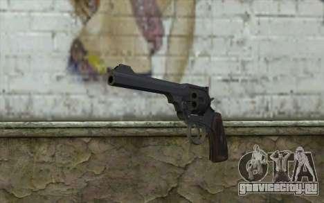 Револьвер (Deadfall Adventures) для GTA San Andreas