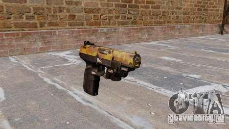 Пистолет FN Five-seveN LAM Fall для GTA 4