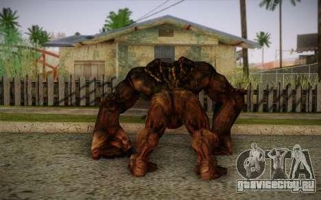 Gnaar from SS 3 BFE для GTA San Andreas второй скриншот