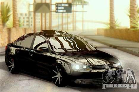 Volkswagen Jettа 1.4 МТ Comfortline для GTA San Andreas
