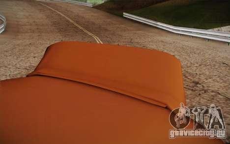 Peugeot 306 GTI 41 NS 681 для GTA San Andreas вид сзади