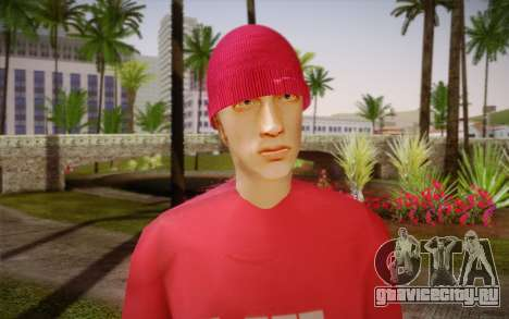 Eminem для GTA San Andreas третий скриншот