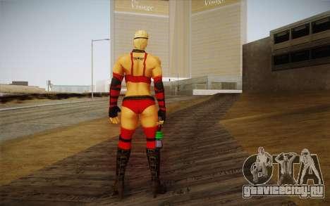 Mother Russia из Kick Ass 2 для GTA San Andreas второй скриншот