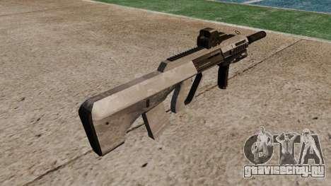 Автомат Steyr AUG-A3 Optic ACU Camo для GTA 4 второй скриншот