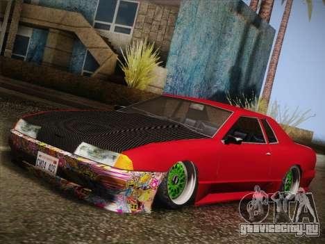 Elegy JDM Style для GTA San Andreas вид слева