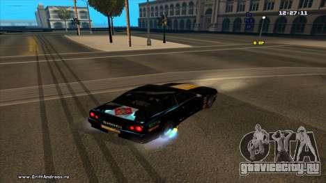 Elegy-Hotring для GTA San Andreas вид слева