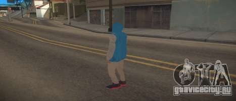 Eminem для GTA San Andreas второй скриншот