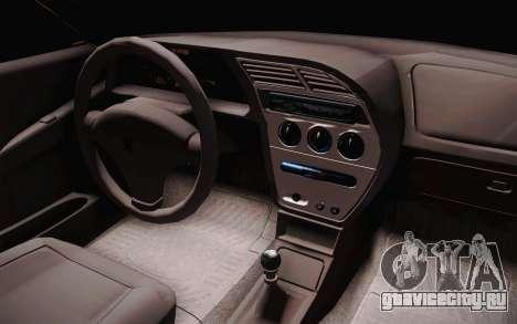 Peugeot 306 GTI 41 NS 681 для GTA San Andreas вид справа