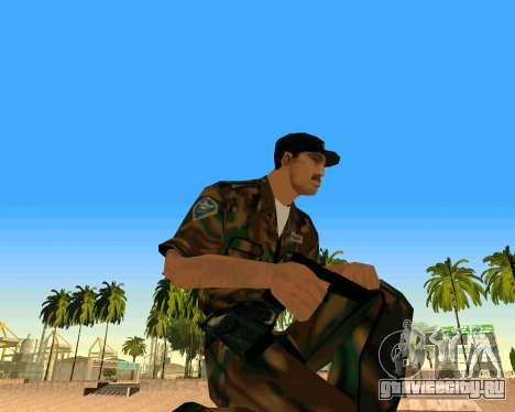 Glock из Cutscene для GTA San Andreas второй скриншот