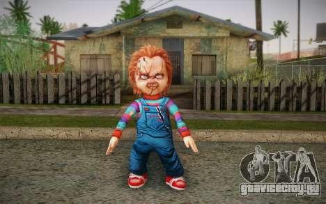 Chucky для GTA San Andreas