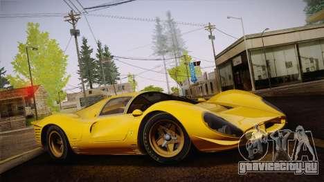 Ferrari 330 P4 1967 IVF для GTA San Andreas