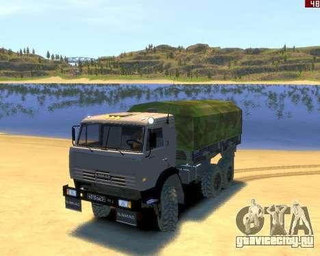 КамАЗ 43114 для GTA 4