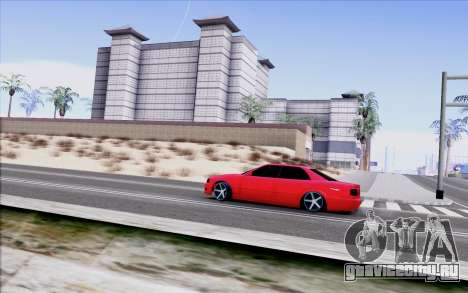Toyota Chaser Tourer V для GTA San Andreas вид сзади слева