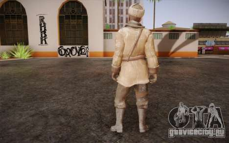 Viktor Reznov из CoD: Black Ops для GTA San Andreas второй скриншот