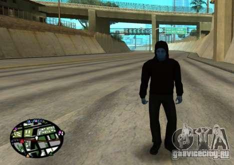 Электро из нового человека паука 2 для GTA San Andreas четвёртый скриншот