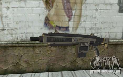 NS-11A Assault Rifle from Planetside 2 для GTA San Andreas