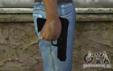 FN Five-Seven для GTA San Andreas третий скриншот
