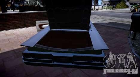 GTA Vice City Voodoo для GTA 4 вид изнутри