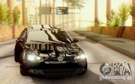 Volkswagen Jettа 1.4 МТ Comfortline для GTA San Andreas вид слева