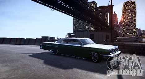 GTA Vice City Voodoo для GTA 4 вид справа