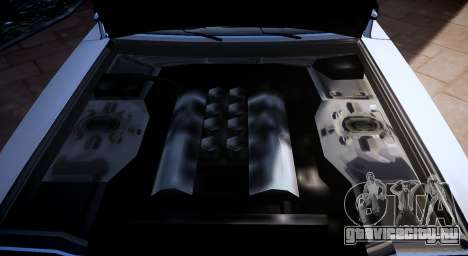 GTA Vice City Voodoo для GTA 4 вид сзади
