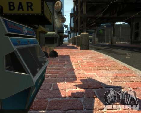 New Roads  (Textures - HD) для GTA 4 четвёртый скриншот
